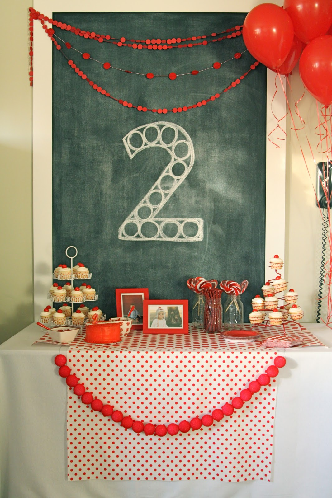 2 Year Old Birthday Decorations ~ Cake Ideas and Birthday Decorations