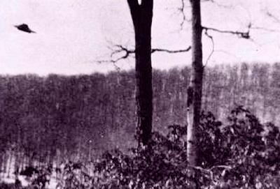 Lake Tiorati UFO, Orange County, New York, 1966