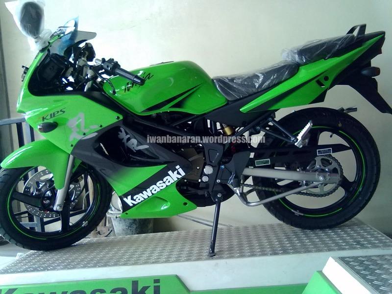 IndoGarage  2011 Kawasaki Ninja 150RR