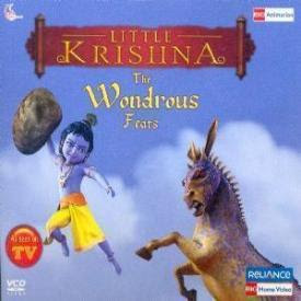 Little Krishna - The Wondrous Feats 2009 Animation Movie Watch Online