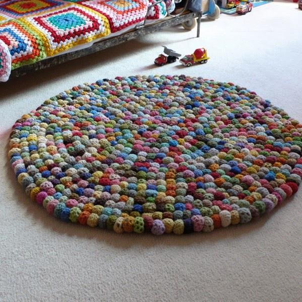 Relas decorazioni per la casa di palline all 39 uncinetto - Vente privee pour bebe ...