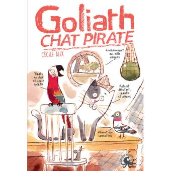 GOLIATH CHAT PIRATE