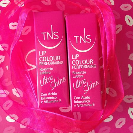 Rossetti TNS Shiny Lips