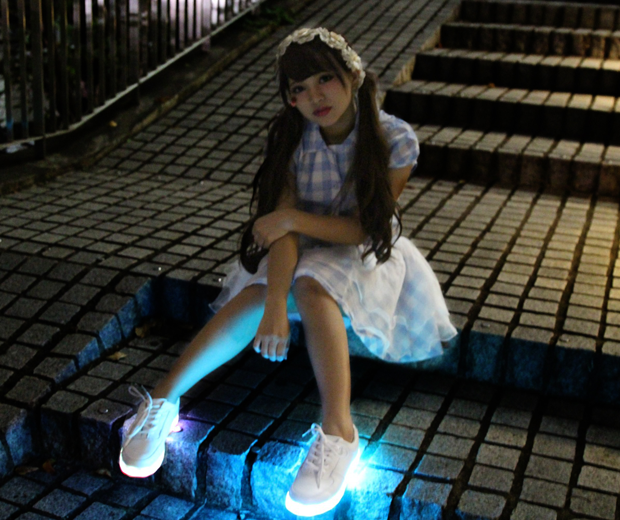 Light-up LED Shoes