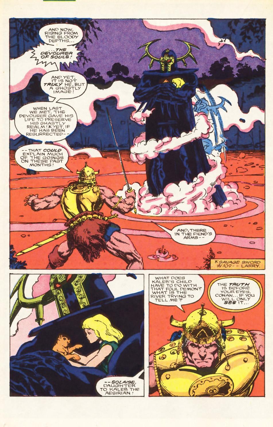 Conan the Barbarian (1970) Issue #198 #210 - English 15