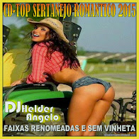 CD-TOP SERTANEJO ROMANTICO 2015 FAIXAS RENOMEADAS E SEM VINHETAS BY DJ HELDER ANGELO