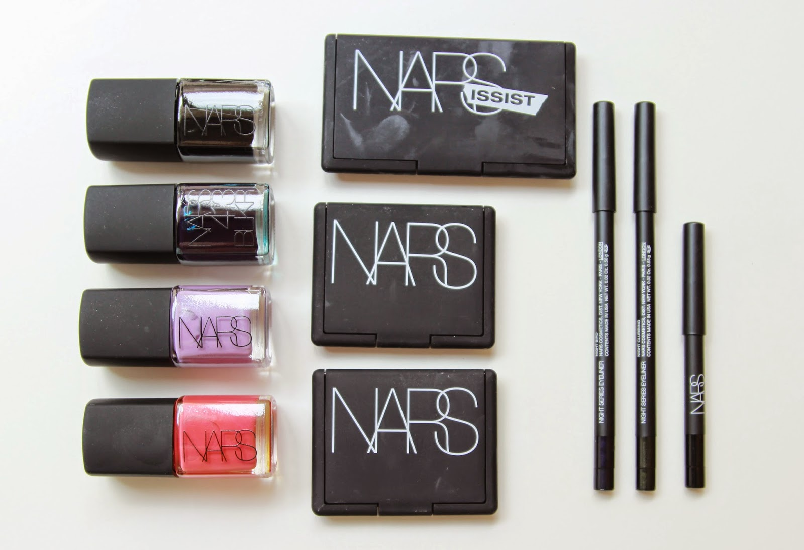 NARS new products