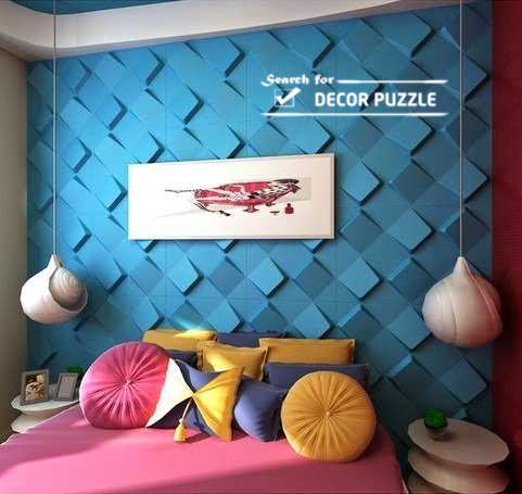 wallart 3D decorative wall panels, 3D wall art decor