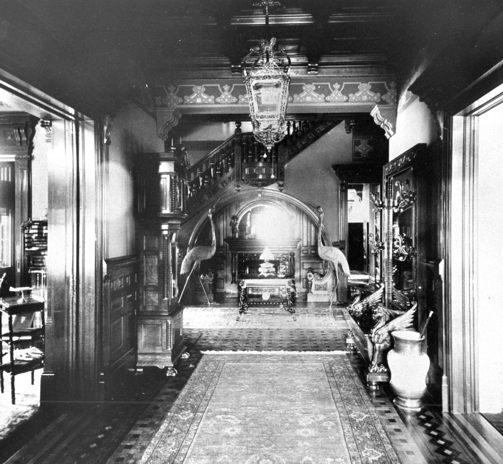 Pictures of homes built in 1890