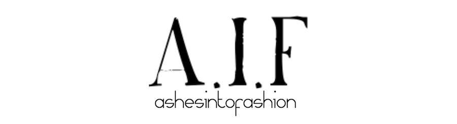 Ashes into Fashion | Dallas Fashion Blog