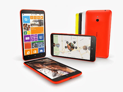 NOKIA LUMIA 1320 FULL SMARTPHONE SPECIFICATIONS SPECS DETAILS FEATURES CONFIGURATIONS ANNOUNCED
