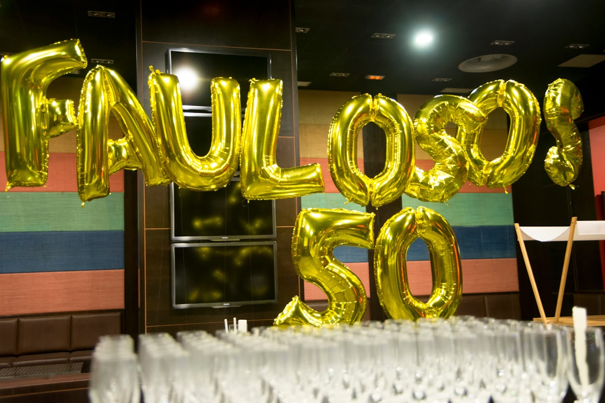 20eventos cumplea os sorpresa los fabulosos 50 - Ideas para fiesta 40 cumpleanos ...