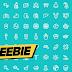 Freebie #65 | 180 Ícones gratuitos de ciências