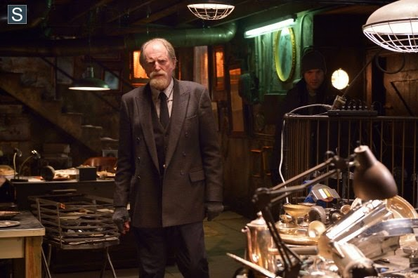 """The Strain - Occultation - Review: """"A Bad Omen"""""""