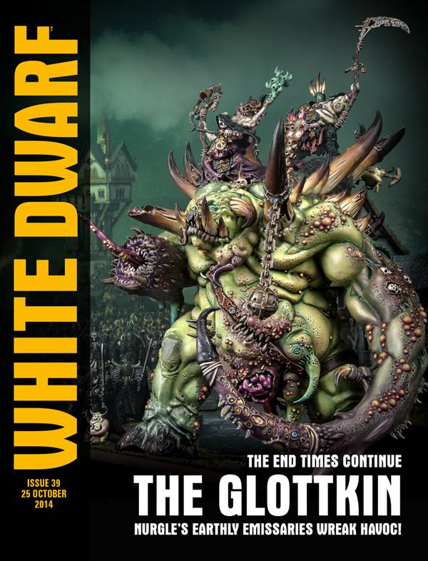 White Dwarf Weekly número 39 de octubre