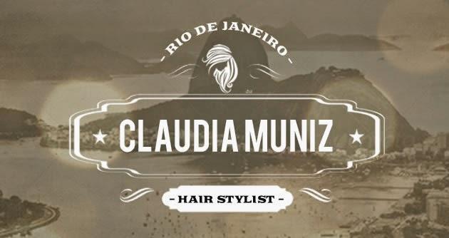 Claudia Muniz - Penteados