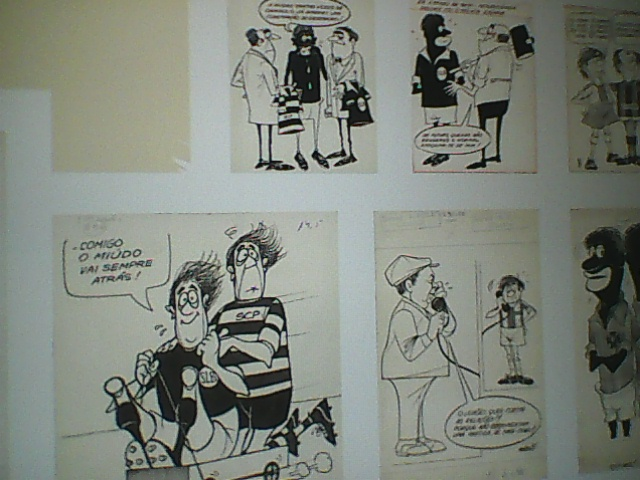 DURING MY VISIT TO THE EXHIBITION=[[THE HISTORY OF BENFICA IN CARTOONS]]