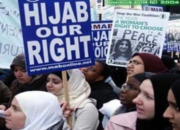 Larangan Jilbab dan Burka ditentang di Sweden