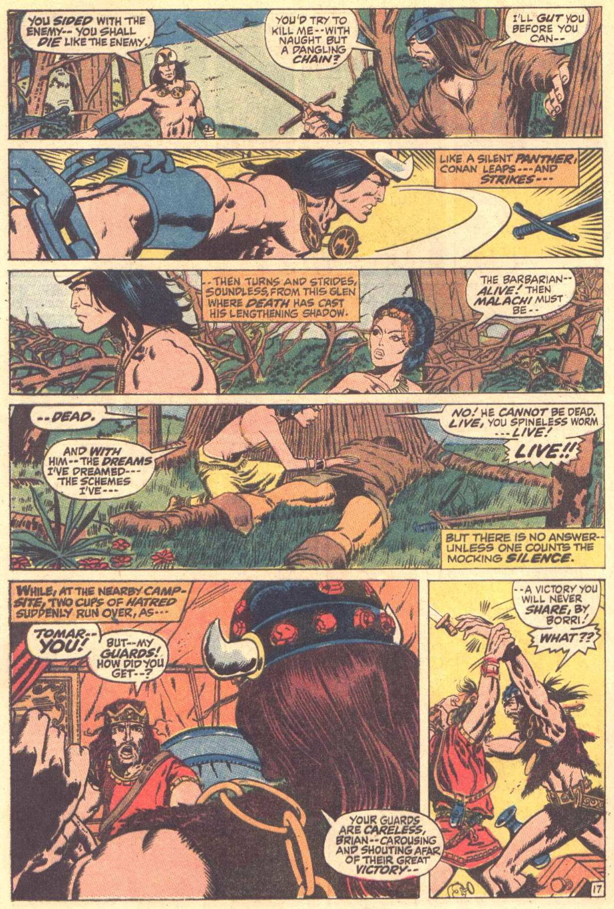 Conan the Barbarian (1970) Issue #3 #15 - English 18