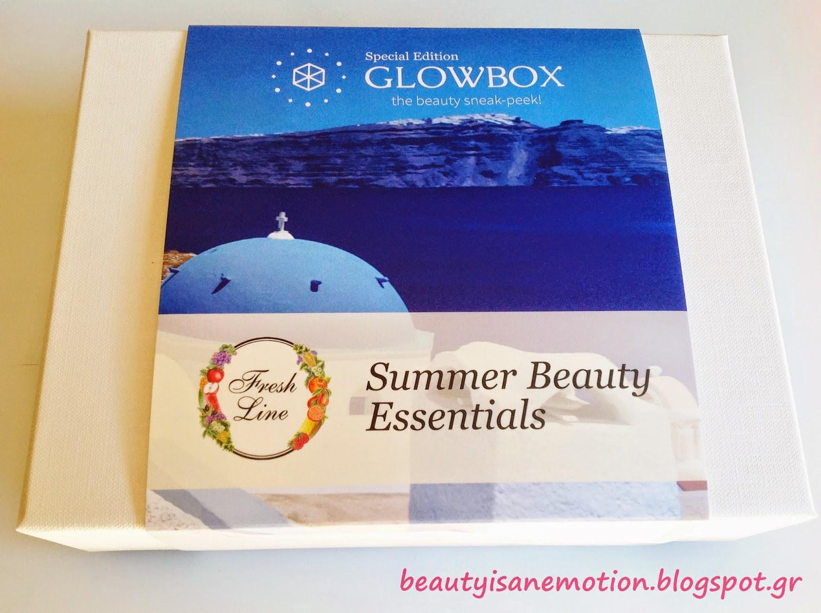 Glowbox May Freshline