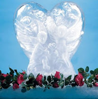heart ice sculpture mold