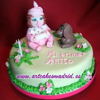 Curso de decoracion de tartas