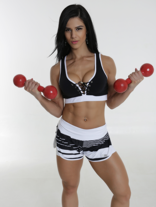 Eva Andressa - Female Fitness Models