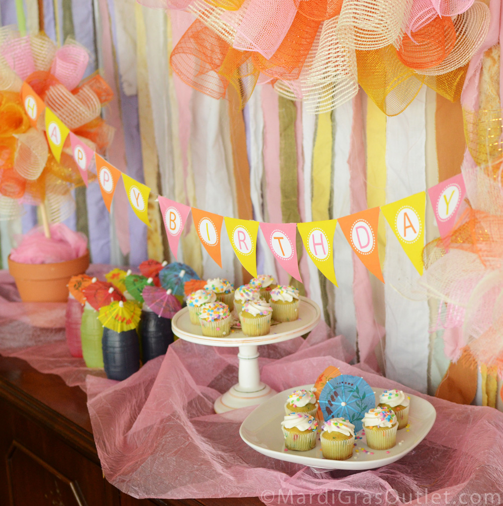 Party Ideas by Mardi Gras Outlet: Sweet Summer Party Ideas with ...
