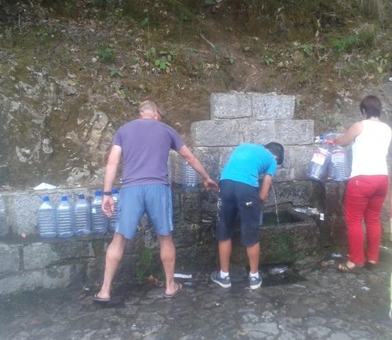 Fonte de Água Potavel