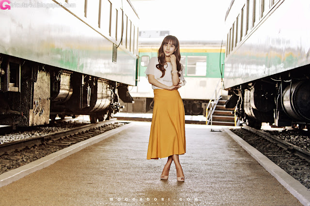 5 Im Min Young - Outdoor-very cute asian girl-girlcute4u.blogspot.com
