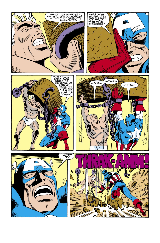 Captain America (1968) Issue #306 #234 - English 9