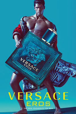 Brian Shimansky by Mert &amp; Marcus for Versace Eros