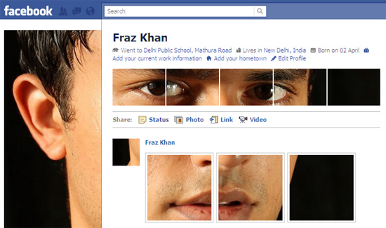 pictures for new facebook profile