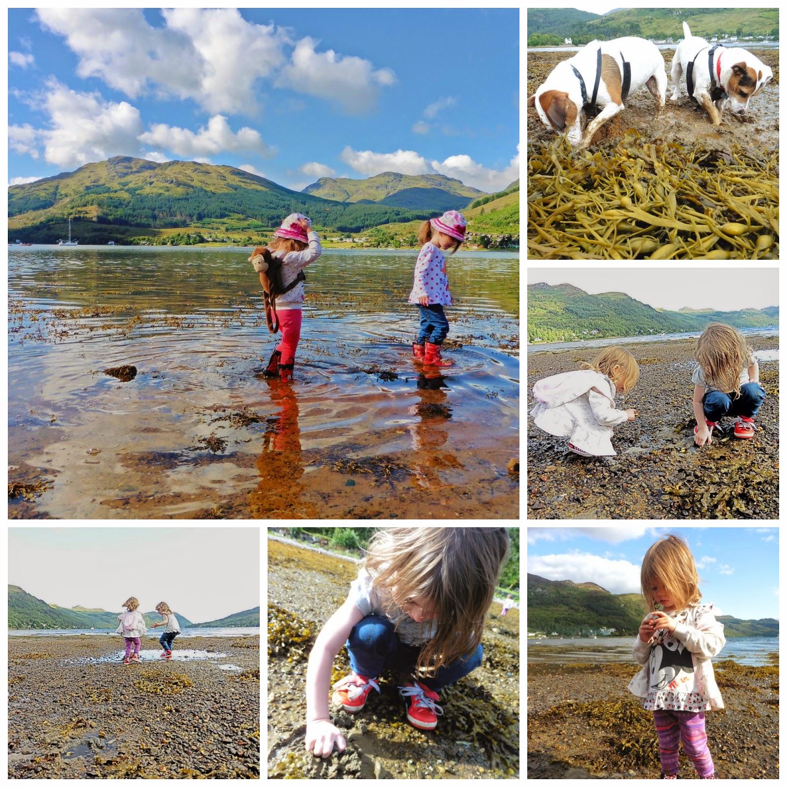 Exploring Lochgoilhead