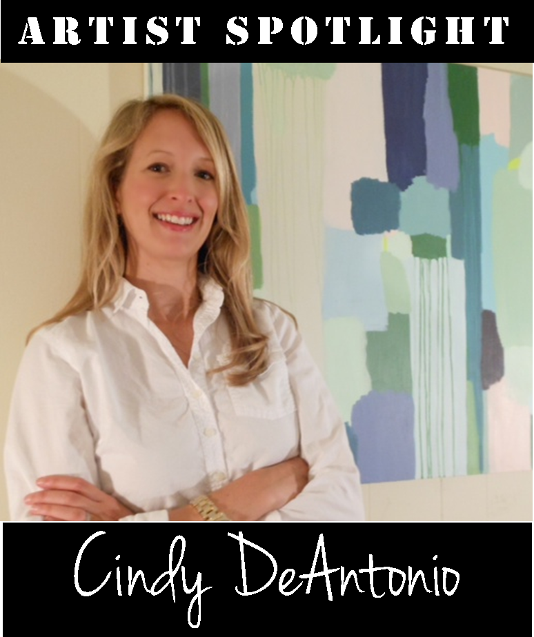 April Artist Spotlight: Cindy DeAntonio