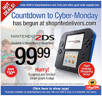 shoprite 2ds sale Deals & Sales   2DS For Only $99.99 At ShopRite