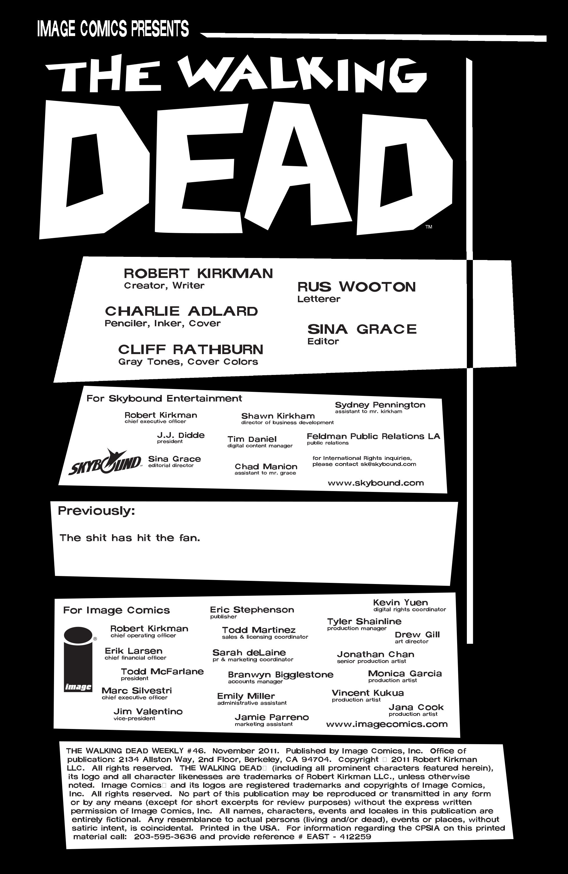 The Walking Dead 46 Page 2