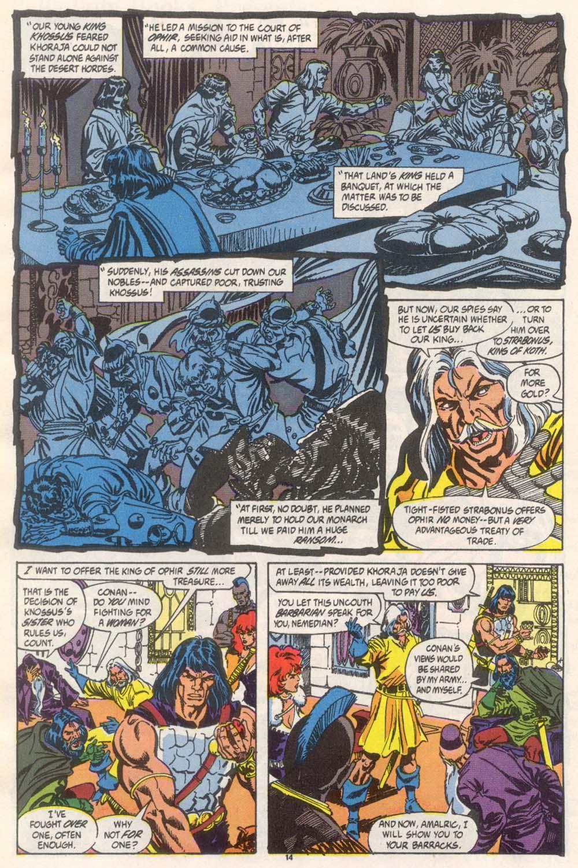 Conan the Barbarian (1970) Issue #246 #258 - English 11