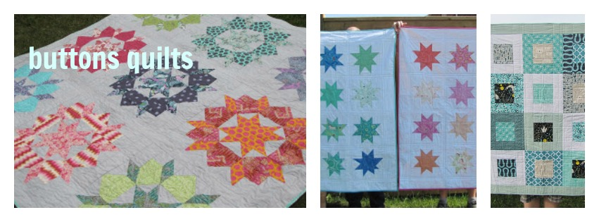 buttons quilts
