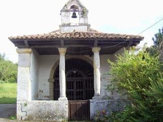 Tiñana, Casona Palacio,ermita
