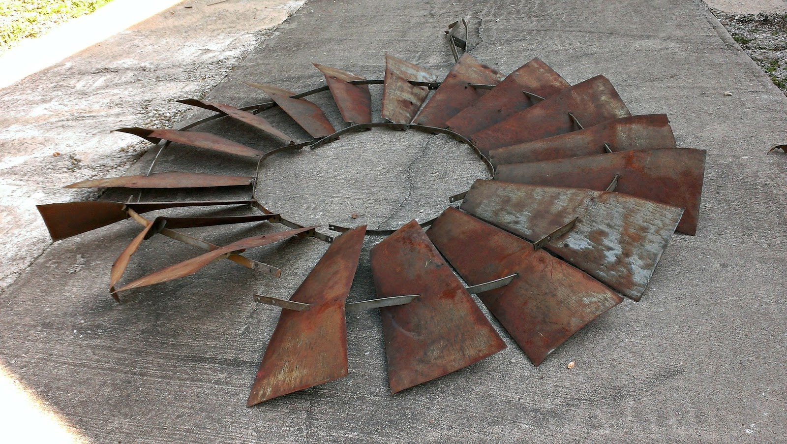 Vintage finds on craigslist autos post - Windmill ceiling fan for sale ...