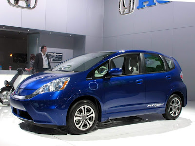 2013 honda fit ev review price interior exterior. Black Bedroom Furniture Sets. Home Design Ideas