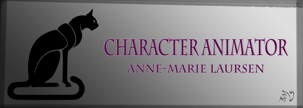 Character Animator Anne-Marie Laursen