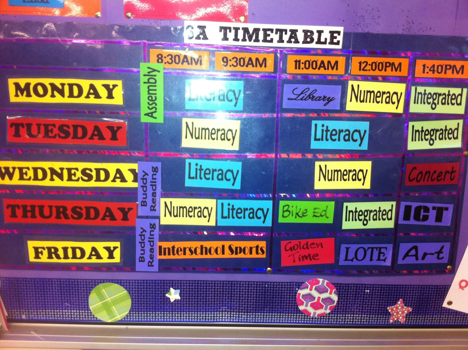 ms as crazy colourful classroom img 1345 colourfulclassroomblogspotcom online timetable maker for school online timetable maker for school