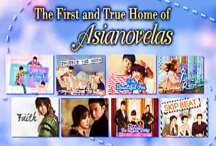 ABS-CBN Upcoming Asianovelas for 2013