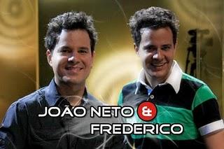 João Neto e Frederico em Cheias de Charme