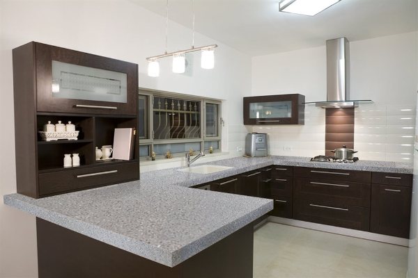 Dream Kitchen Renovation with Premium Natural Quartz from MSI