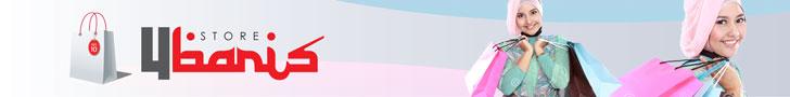 banner toko 4baris