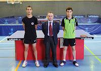 Final juvenil individual masculina 2013