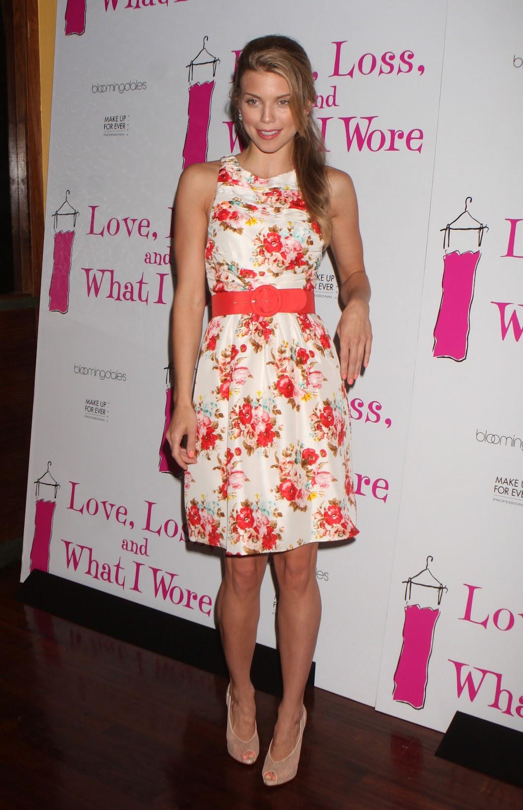 90210 Girls Style: Annalynne Mccord